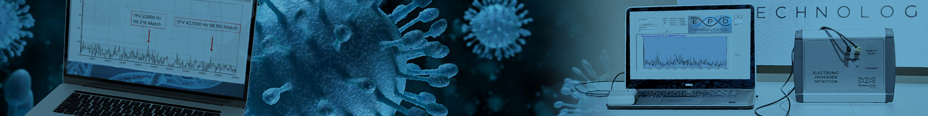 We specialize in Electronic Pathogen Detection